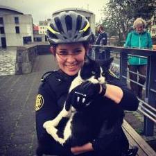 OfficerKittyCop