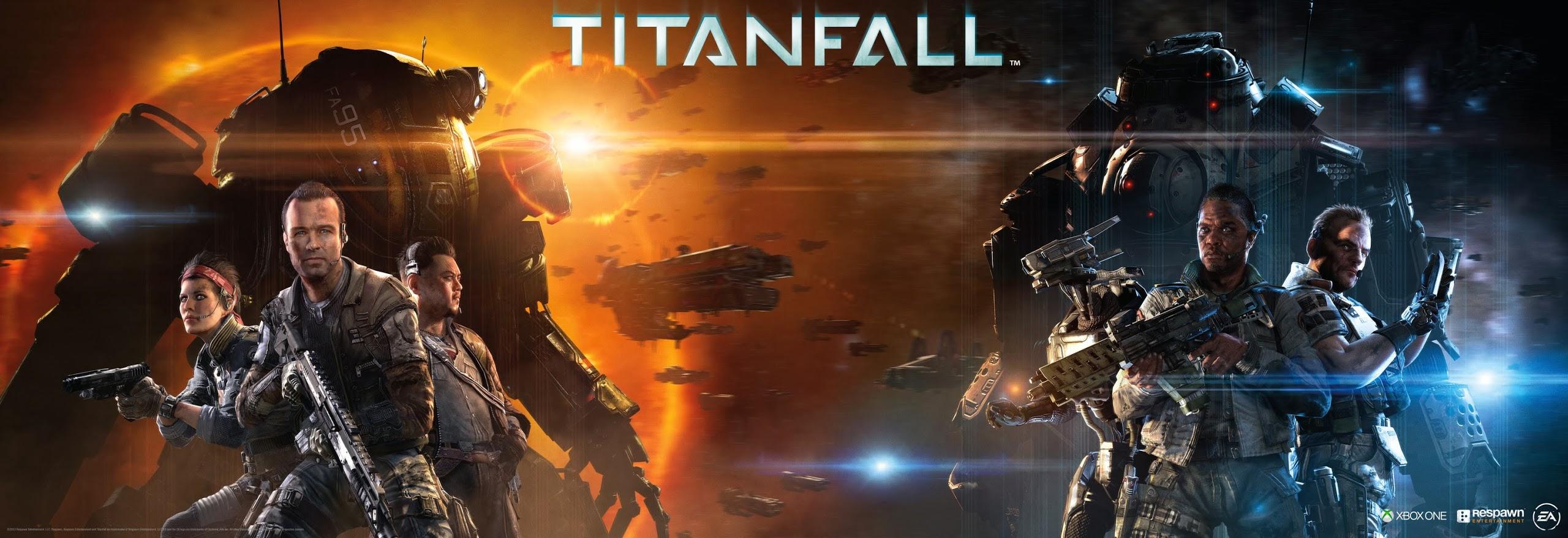 Titanfall 1/2 Club